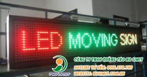 bảng đèn led module chạy chữ