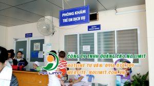 bảng biển chỉ dẫn mica giá rẻ tại bình dương